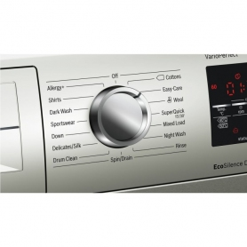 Bosch 9kg Silver Washing Machine - 1