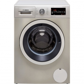 Bosch 9kg Silver Washing Machine