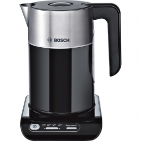 Bosch Black Styline Cordless Kettle